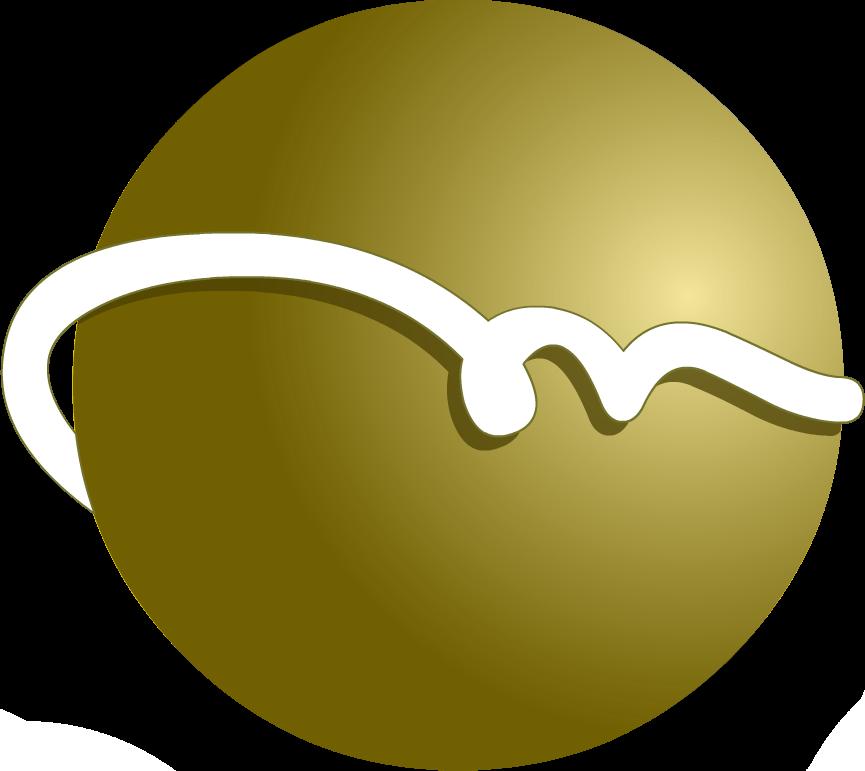 Esfera Dourada