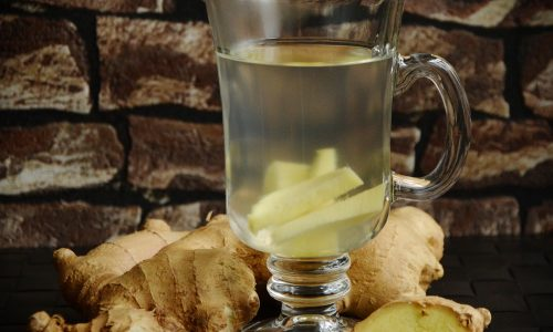 Ginger is the best friend against colds and flu