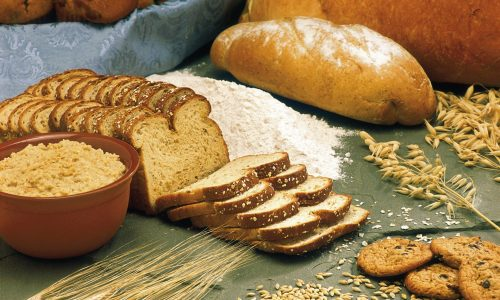 Whole wheat balances the digestive system