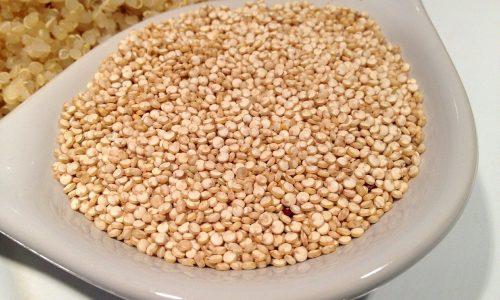 Le Quinoa aide à la récupération des tissus et des cellules du corps